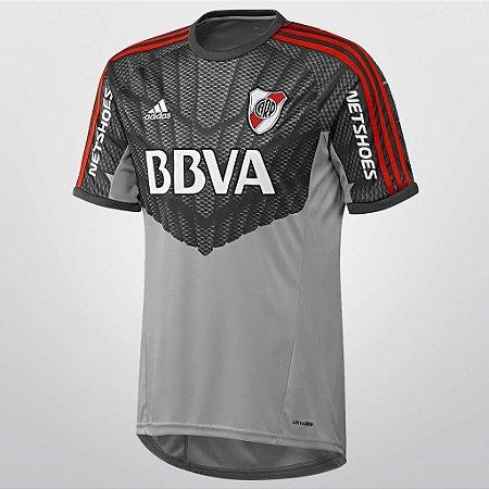Camisa oficial Adidas River Plate 2016 I Goleiro