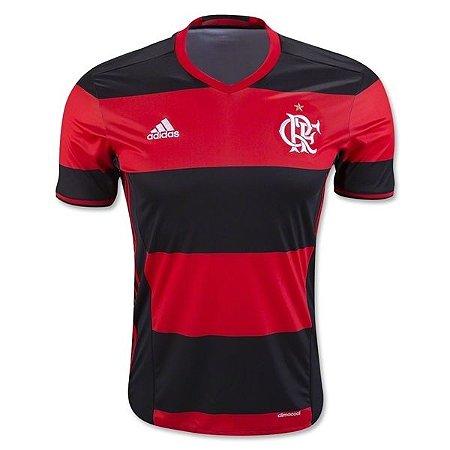 Camisa oficial Adidas Flamengo 2016 I jogador