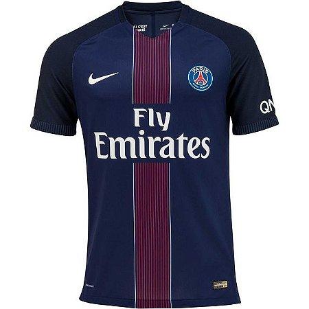 Camisa oficial Nike PSG 2016 2017 I jogador
