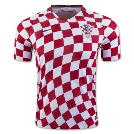 Camisa oficial Nike Seleção da Croacia Euro 2016 I jogador