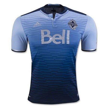 Camisa oficial Adidas Vancouver Whitecaps 2016 II jogador
