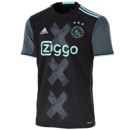 Camisa oficial Adidas Ajax 2016 2017  II jogador
