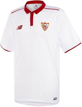 Camisa oficial New Balance Sevilla 2016 2017 I jogador