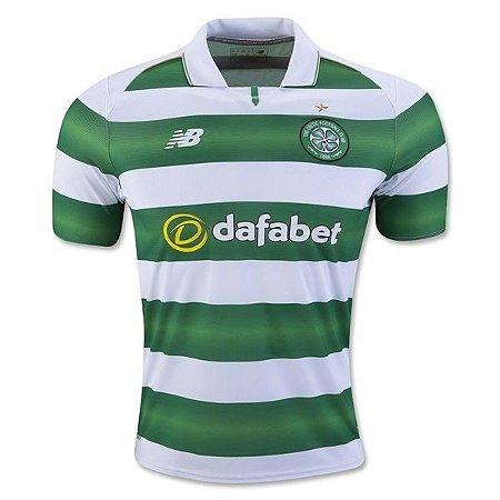 Camisa oficial New Balance Celtic 2016 2017 I jogador