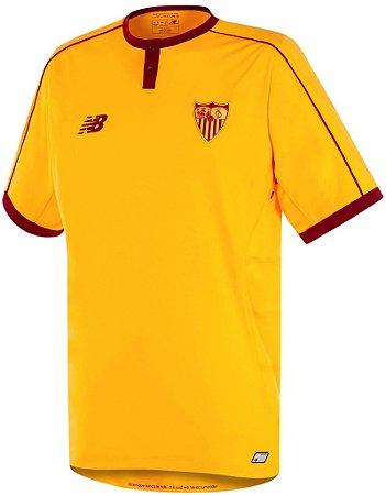 Camisa oficial New Balance Sevilla 2016 2017 III jogador