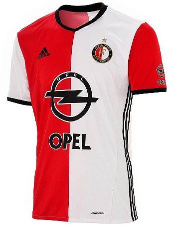 Camisa oficial Adidas Feyenoord 2016 2017 I jogador