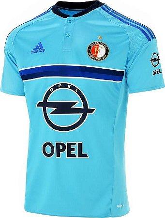 Camisa oficial Adidas Feyenoord 2016 2017 II jogador