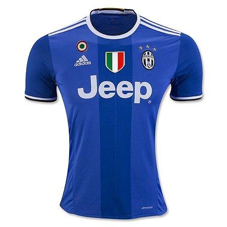 Camisa oficial Adidas Juventus 2016 2017 II jogador