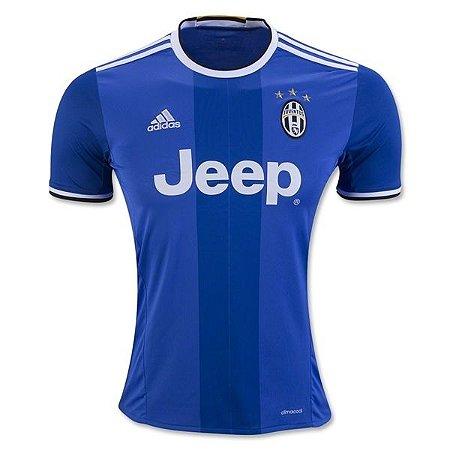 Camisa oficial Adidas Juventus 2016 2017 II jogador sem patch