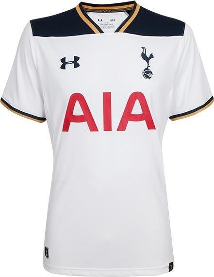 Camisa oficial Under Amour Tottenham Hotspur 2016 2017 I jogador