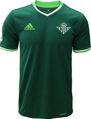 Camisa oficial Adidas  Betis 2016 2017 II jogador