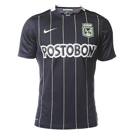 Camisa oficial Nike Atlético Nacional de Medellin 2016 II jogador