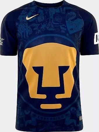 Camisa oficial Nike Pumas Unam 2016 2017 II jogador