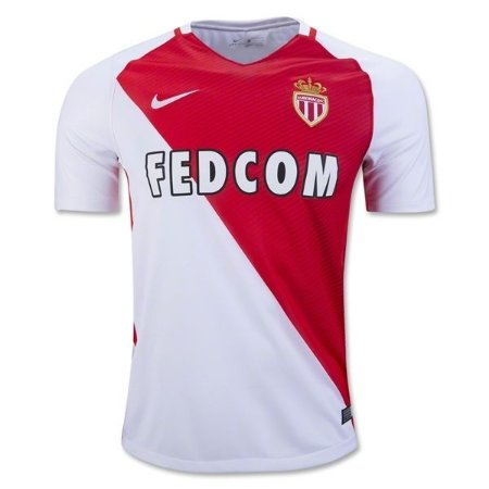 Camisa oficial Nike AS Monaco 2016 2017 I jogador