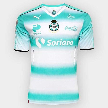 Camisa oficial Puma Santos Laguna 2016 2017 I jogador