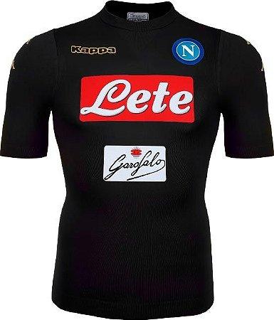 Camisa oficial Kappa Napoli 2016 2017 III jogador