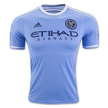 Camisa oficial Adidas New York City FC 2016 I jogador