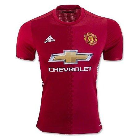Camisa oficial Adidas Manchester United 2016 2017 I jogador