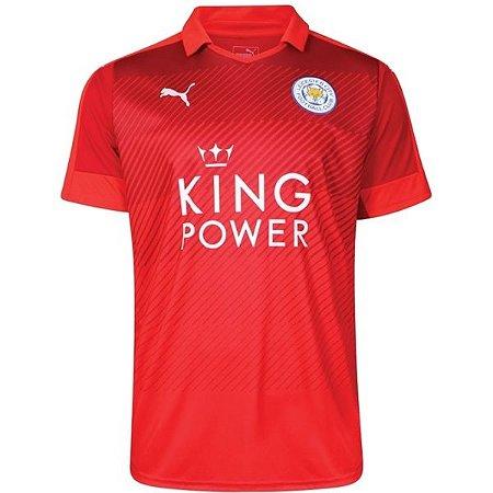 Camisa oficial Puma Leicester City 2016 2017 II jogador