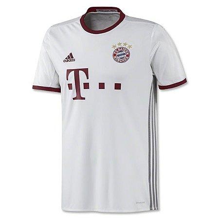 Camisa oficial Adidas Bayern de Munique 2016 2017 III jogador