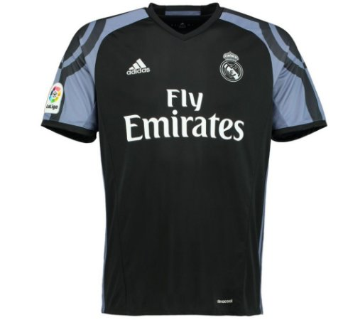 Camisa oficial Adidas Real Madrid 2016 2017 III jogador