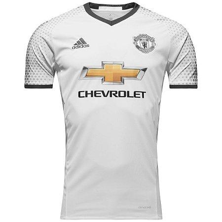 Camisa oficial Adidas Manchester United 2016 2017 III jogador