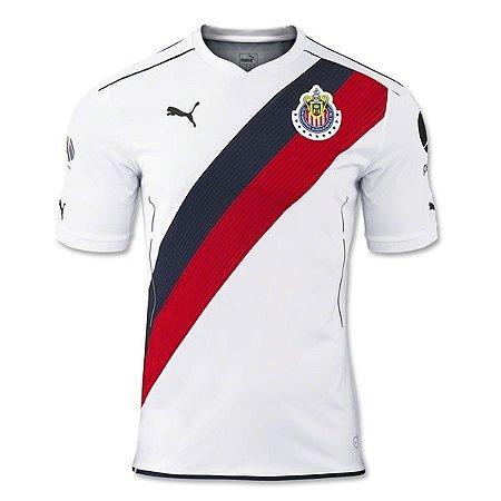 Camisa oficial Puma Chivas Guadalajara 2016 2017 II jogador