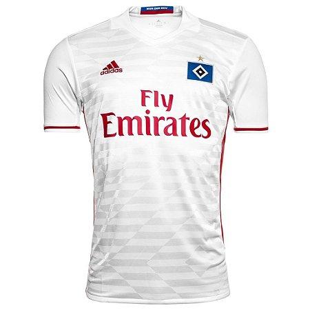 Camisa oficial Adidas Hamburgo SV 2016 2017 I jogador
