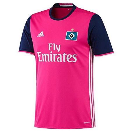 Camisa oficial Adidas Hamburgo SV 2016 2017 II jogador