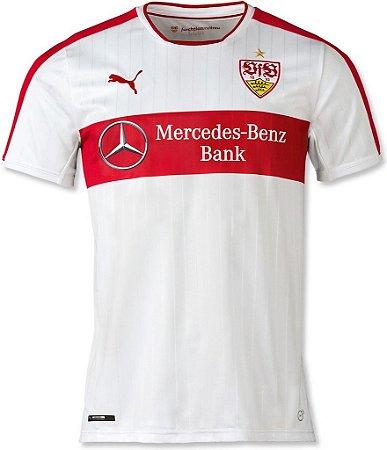 Camisa oficial Puma Stuttgart 2016 2017 I jogador