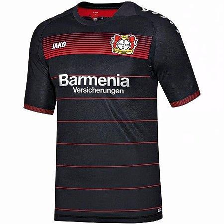 Camisa oficial Jako Bayern Leverkusen 2016 2017 I jogador