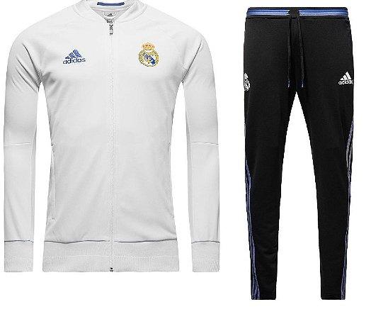 Kit treinamento oficial Adidas Real Madrid 2016 2017 I jogador