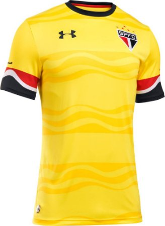 Camisa oficial Under Amour São Paulo 2016 2017 III jogador