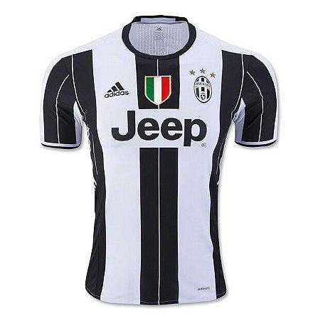 Camisa oficial Adidas Juventus 2016 2017 I jogador com patch