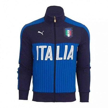 Jaqueta oficial Puma seleção da Italia Euro 2016