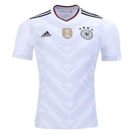 Camisa oficial adidas seleção da Alemanha  2017 I jogador