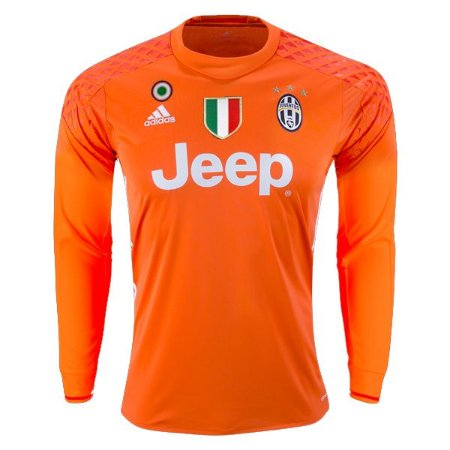 Camisa oficial Adidas Juventus 2016 2017 I Goleiro manga comprida