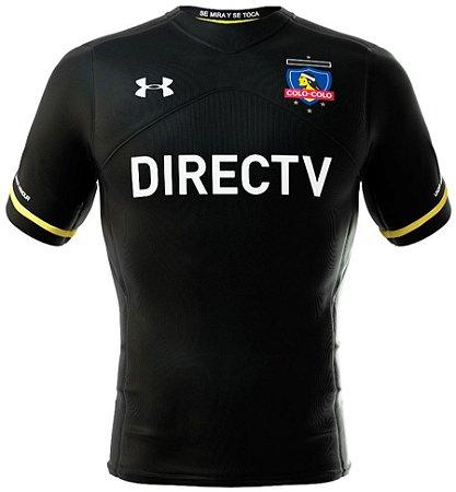 Camisa oficial Under Amour Colo Colo  2016 2017 II jogador