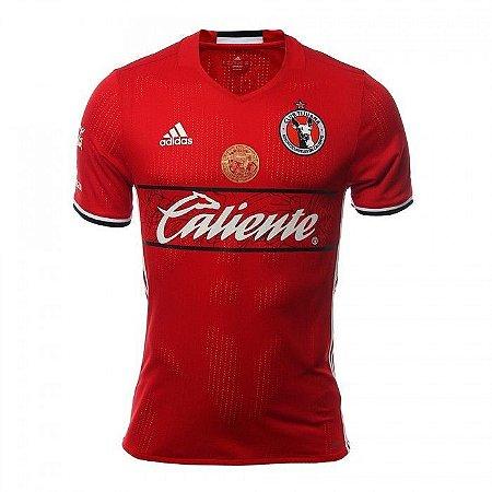 Camisa oficial adidas Tijuana 2016 2017 I jogador