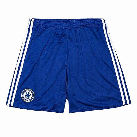 Calção oficial Adidas Chelsea 2016 2017 I jogador