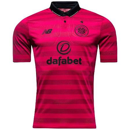 Camisa oficial New Balance Celtic 2016 2017 III jogador