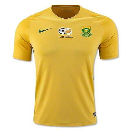 Camisa oficial Nike seleção da Africa do Sul 2017 I jogador