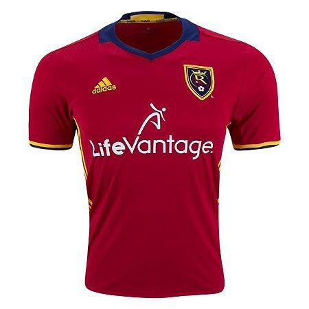 Camisa oficial Adidas Real Salt Lake 2016 I jogador