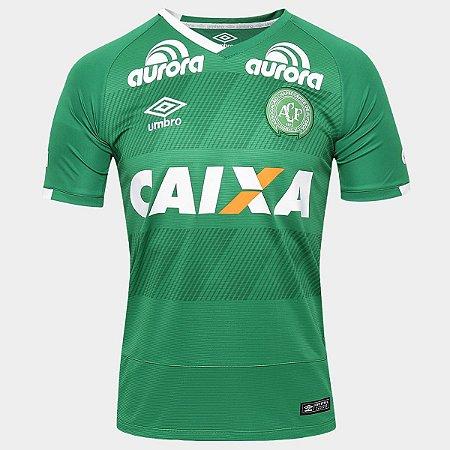 Camisa oficial Umbro Chapecoense 2016 I jogador