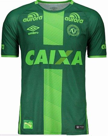 Camisa oficial Umbro Chapecoense 2016 III jogador