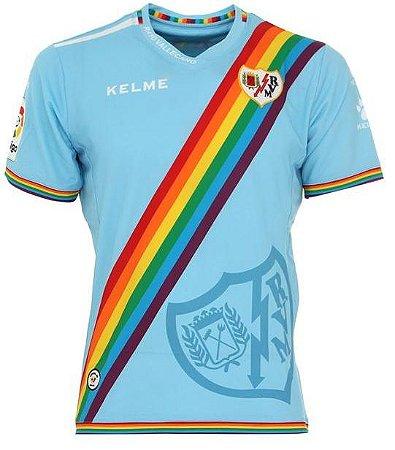 Camisa oficial Kelme Rayo Vallecano 2016 2017 III jogador