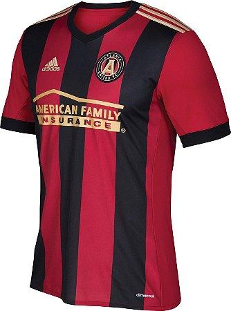 Camisa oficial Adidas Atlanta United FC 2017 I jogador