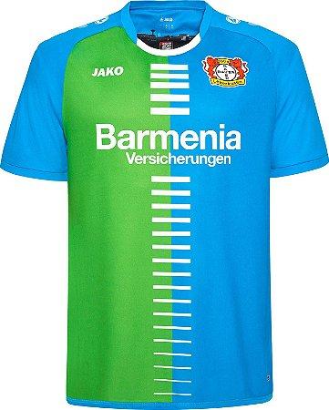 Camisa oficial Jako Bayern Leverkusen 2016 2017 III jogador