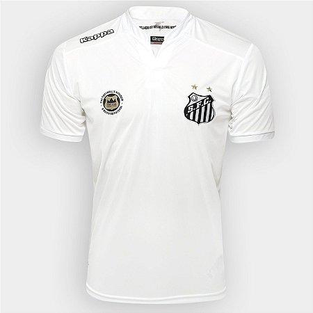 Camisa oficial Kappa Santos 2016 I jogador