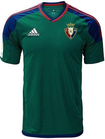 Camisa oficial Adidas Osasuna 2016 2017 II jogador